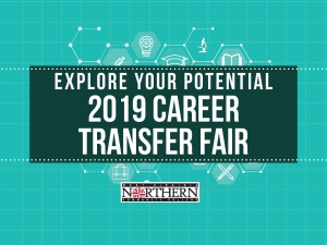 Career & Transfer Fair April 4