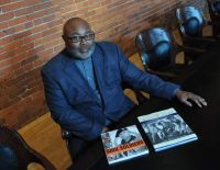 Samuel W. Black, director of African American Programs at the Senator John Heinz History Center in Pittsburgh's Strip District, is guest presenter for a series of programs honoring Black History Month in February at West Virginia Northern Community College.